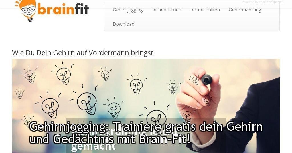 Gehirnjogging Gratis
