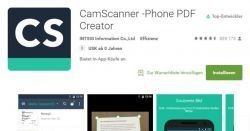 Gratis Scanner-App: CamScanner macht den Scanner arbeitslos