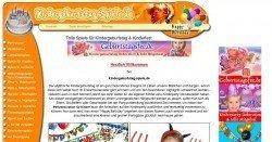 Gratis zahlreiche Ideen für die perfekte Unterhaltung auf Kindergeburtstage