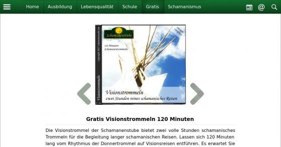 120 Minuten kostenlos Schamanengetrommel als MP3 downloaden