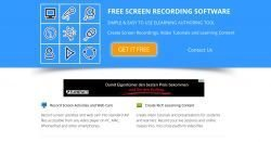 Erstelle Desktop-Tutorials mit dem eLecta Live Screen Recorder 1.2