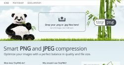 TinyPNG: PNG-Dateien ohne Qualitätsverlust für Webseiten komprimieren!