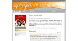 Weihnachtsalbum der Comedy-Gruppe Aca & Pella gratis als MP3-Download