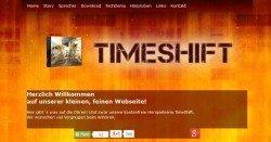 Das Zeitreisen-Hörspiel TimeShift kostenlos als MP3-Download verfügbar
