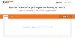 CSS Prettifyer: Ordne und strukturiere gratis deinen CSS-Code online