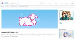 Annabelle's Wunderwolke - Gratis Hörspiele für Kids + Bastelbogen