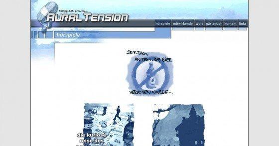 AuralTension stellt gratis Hörspiele zum Anhören zur Verfügung