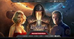 Battlestar Galactica Online: Das gratis Online-Game der TV-Serie