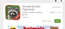Tiere für Kinder - Gratis Tiere entdecken - ein Lernspiel für Kinder und Eltern