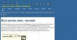 Code-Knacker: Verstehe Symbole, Ediketten, Kurzzeichen usw. aus dem täglichen Leben
