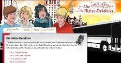 Die Alster-Detektive - Kostenlose Hörspiel-Folgen für Kinder zum MP3-Download