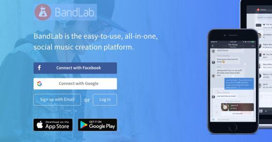 Eigene Songs/Lieder gratis mit dem Musikstudio BandLab erstellen