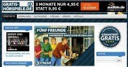 Über 1000 kostenlose Hörspiele und Hörbücher kostenlos anhören & downloaden