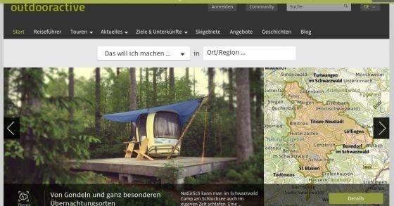 Finde & plane die schönsten Wanderungen und Touren in Deutschland & Europa!