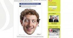 Für Halloween & Fasching: Verkleide Dich als Mark Zuckerberg - dem Facebook-Gründer!