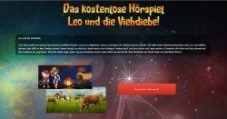 Gratis Hörspiel: Leo und die Viehdiebe - als MP3-Download