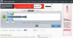 Gratis Musik-Dateien wie z. B. MP3 online schneiden & bearbeiten