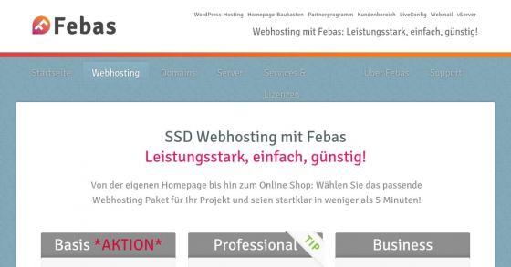 Gratis Webhosting inkl. PHP 7,  einer DE-Domain & SSL-Zertifikat