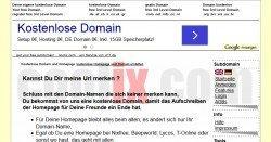 Gratis werbefreie 3rd-Level Domains für die eigene Homepage