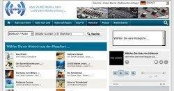 Hit-Tuner.net: Über 2000 gratis Hörbücher & Hörspiele