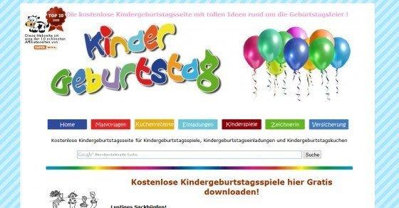 Ideen für Spiele & Unterhaltung für den nächsten Kindergeburtstag
