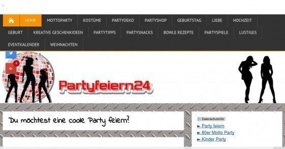 Ideen und Tipps für deine anstehende Party oder Veranstaltung