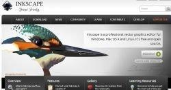 Kostenlos Vektorgrafiken erstellen mit Inkscape