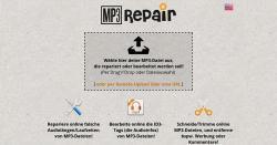 MP3-Tool: Laufzeiten reparieren, Länge schneiden & ID3 bearbeiten