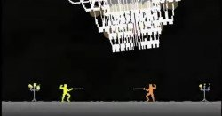 Nidhogg - Lustiges Schwertkampf Online-Game für 2 Spieler