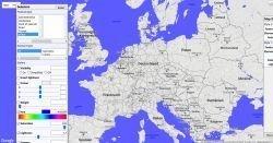 Online-Tool um Farben & Farbstile in Google Maps anzupassen