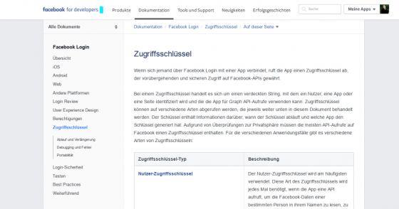 So geht's: Facebook-Access Token erstellen, der niemals abläuft!