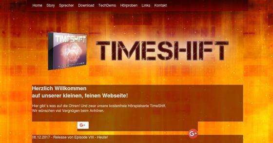 Timeshift - Das Finale (Folge 8) des tollen gratis Zeitreise-Hörspiels
