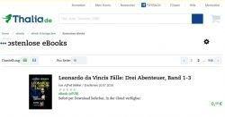 Über 9000 gratis E-Books im ePub-Format zum Download verfügbar!