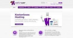 Werbefreies & kostenloses Webhosting der neuen Generation: 2 GigaByte + PHP + MySQL uvm.